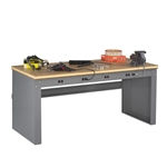 Electric Workbench w/ Compressed Wood Top