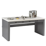Electric Workbench w/ Plastic Laminate Top