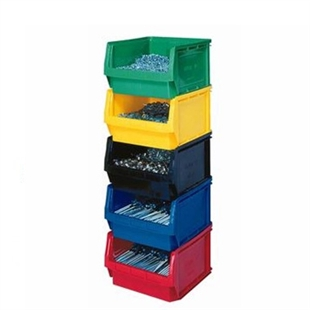"Magnum Stacking Bins - 18-3/8""w x 11-7/8""h"