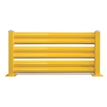 Triple Rail Guard Rail Kit