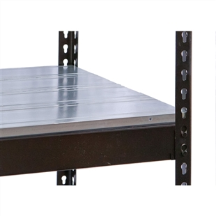 "24""d Metal EZ-Decks for Rivetwell Shelving"