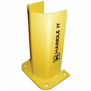 Warehouse Rack Post Protector