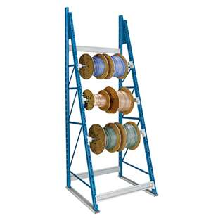 Cable Reel Rack Starter Unit