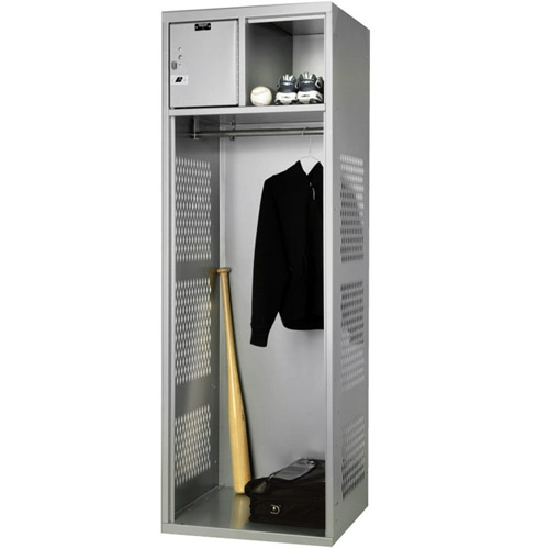 Open Athletic Gear Locker