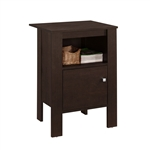 Transitional Accent End Table