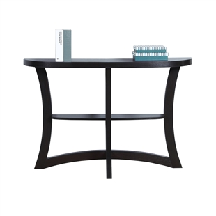 Double Curved Accent Table