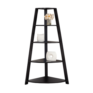 4-Shelf Contemporary Etagere