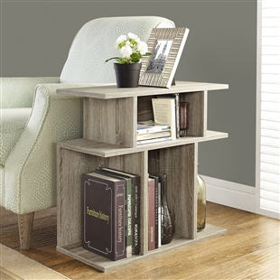 Rustic Accent Side Table