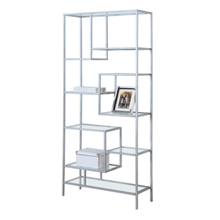 9-Shelf Metal Etagere