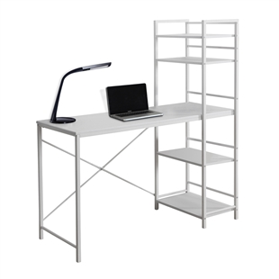 5-Shelf Tower Desk