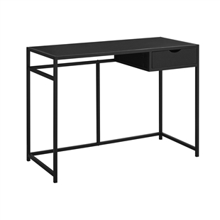 Metal Industrial Computer Desk