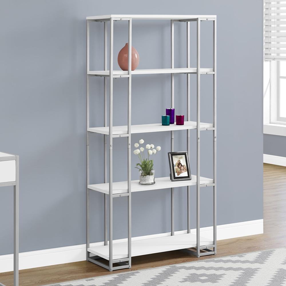 Industrial Metal Bookshelf | Shelving.com
