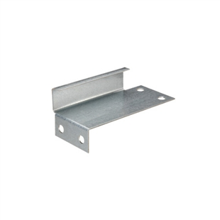 Wall Ties for Double Slotted Pallet Racks