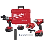 BETTER - Installation Kit w/ Cordless Tools