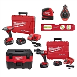 SUPER - Installation Kit w/ Cordless Tools