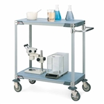 MetroMax Antimicrobial Lab Cart