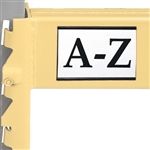 Magnetic Label Holders - 25pk