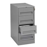 Modular Drawer Unit for Tennsco Workbenches