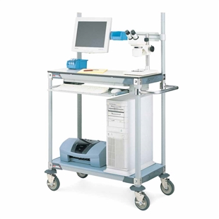 MetroMax Antimicrobial Mobile Desk