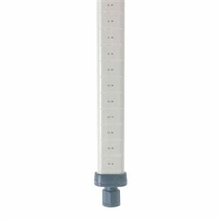 MetroMax Polymer Stationary Posts w/ Leveling Foot