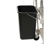 myCart Wastebasket w/ Holder