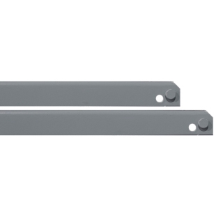 Single Rivet Shelf Beams for Penco Rivet Shelving