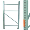"42""d Pallet Rack Upright Frame"