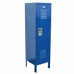 Kids Locker with Legs - Blue