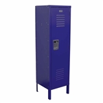Kids Locker with Legs - Purple