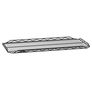 Metro QwikSlot Wire Shelves - Black