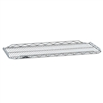 Metro QwikSlot Wire Shelves - Chrome