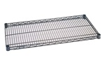 "14""d Nexelon wire shelving from Nexel"