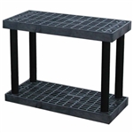 "DuraShelf 36""w Base 2-Shelf System"