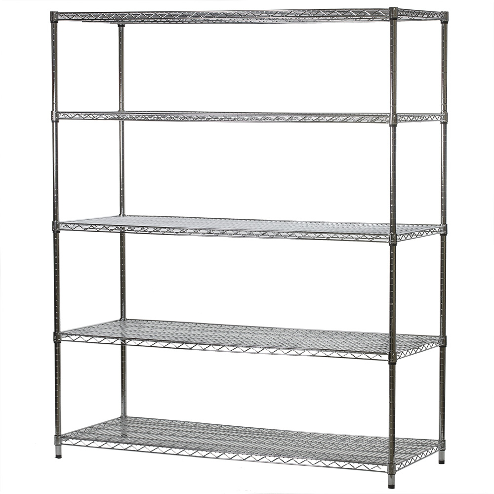 Shelving Units with Five Shelves - 24\
