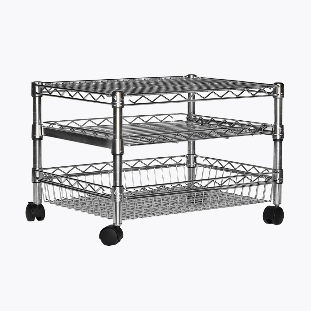Charmant Mini Fridge Cart For Dorms