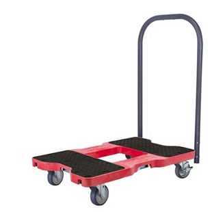 General Purpose E-Track Push Cart Dolly