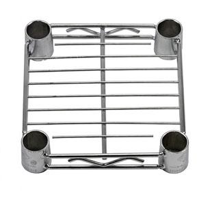 8 deep wire shelves narrow wire shelving rh shelving com small wire shelf for sale small wire shelf for bathroom