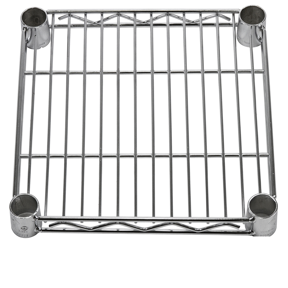 d Wire Shelves | Commercial Strength Shelving w/ Chrome Finish