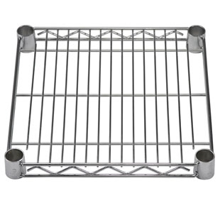 Wire Rack | 14 D Wire Shelves For Free Standing Wire Shelving Units