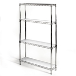 "8"" Translucent Shelf Liners"