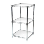 "24""d Clear Shelf Liners"