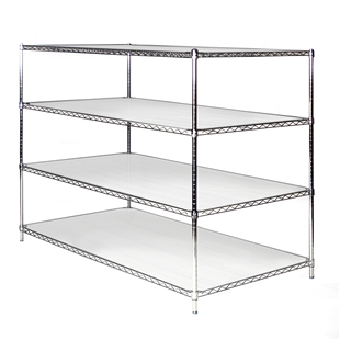 "36""d Translucent Shelf Liners"