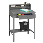 Open-Style Foreman's Desk