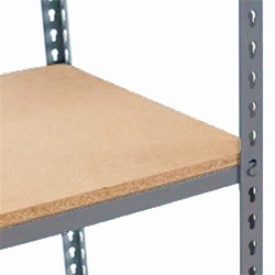 "12""d Single-Rivet Add-On Shelves"