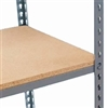 "18""d Single Rivet Add-On Shelves"