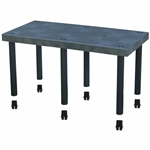 "DuraShelf Solid Top 48""w x 24""d x 24""h Add-on 1-Shelf"