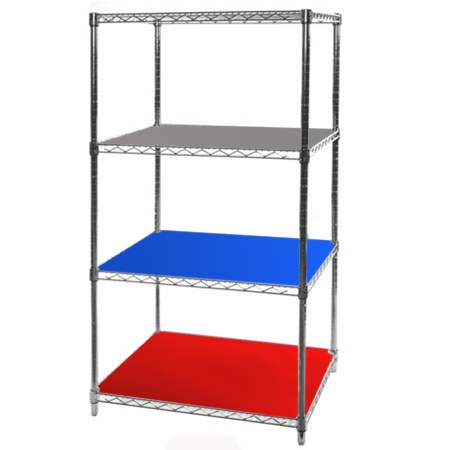 24 Plastic Liner For Wire Shelves