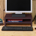 2 Shelf Monitor Stand