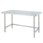 Stainless Steel Work Table w/ Bottom Frame