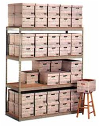 Record Storage and Archive Shelving Systems
